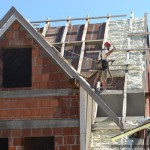 Ocieplenie dachu pianką poliuretanową